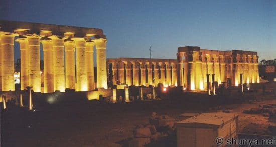 Private excursion: Luxor & Karnak temples from Dahab by Plane