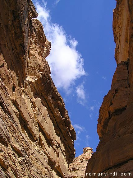 4WD Jeep Safari and Hiking day trip in the Colored Canyon from Sharm El Sheikh