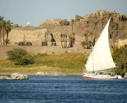 Private Tour: Felucca Tour to Elephantine Island