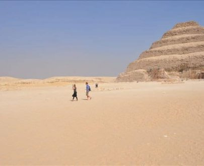 Private Tour: Memphis and Sakkara Half Day Trip