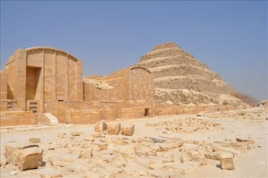 Two Day Tour to Cairo, Giza Pyramids, Saqqara & the Egyptian Museum By Plane from Dahab