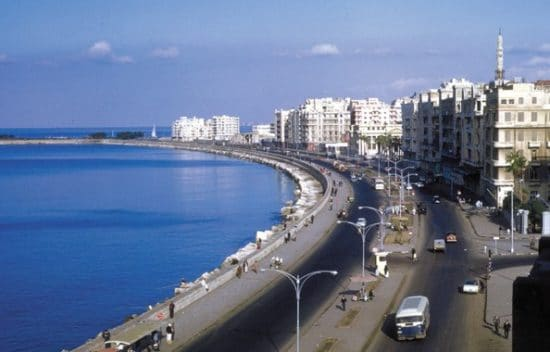 Private Tour: Alexandria City Tour Excursion