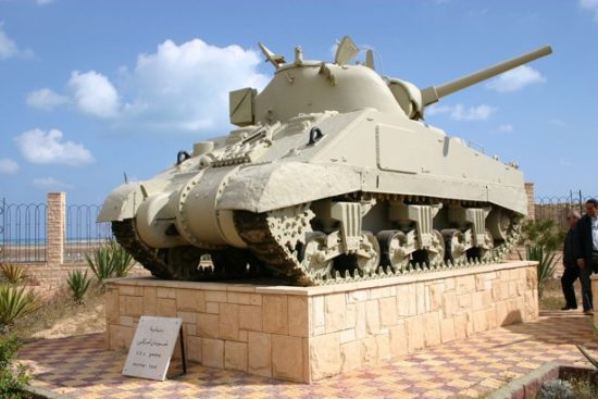 Private Tour: El Alamein one day tour from Alexandria City