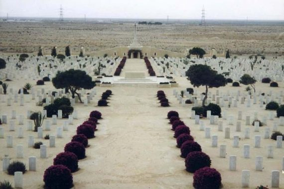 The Anniversary of the Battle of El Alamein