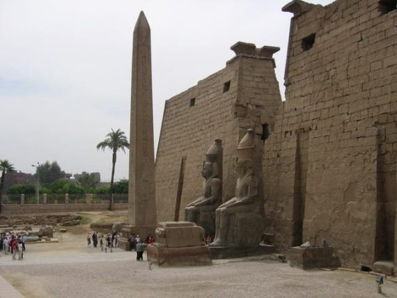 Private Excursion: Luxor 2 Days trip by bus from Gouna