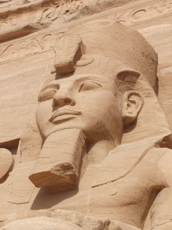 Private excursion: Aswan & Abu Simbel Temples by plane from Gouna