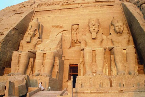 Excursion from Cairo to Abu Simbel Temples by plane
