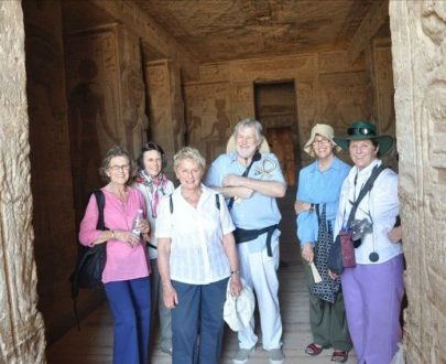 12 Days Senior Citizens Travel Package (Cairo, Giza, luxor, Aswan, Nile Cruise, Alexandria & Red Sea)