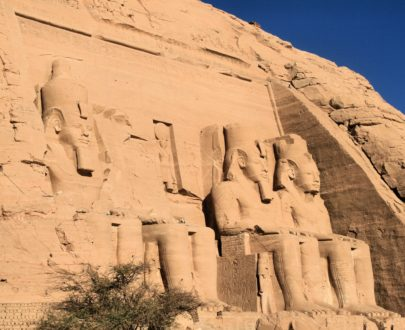 Abu Simbel Sun Festival in February, October