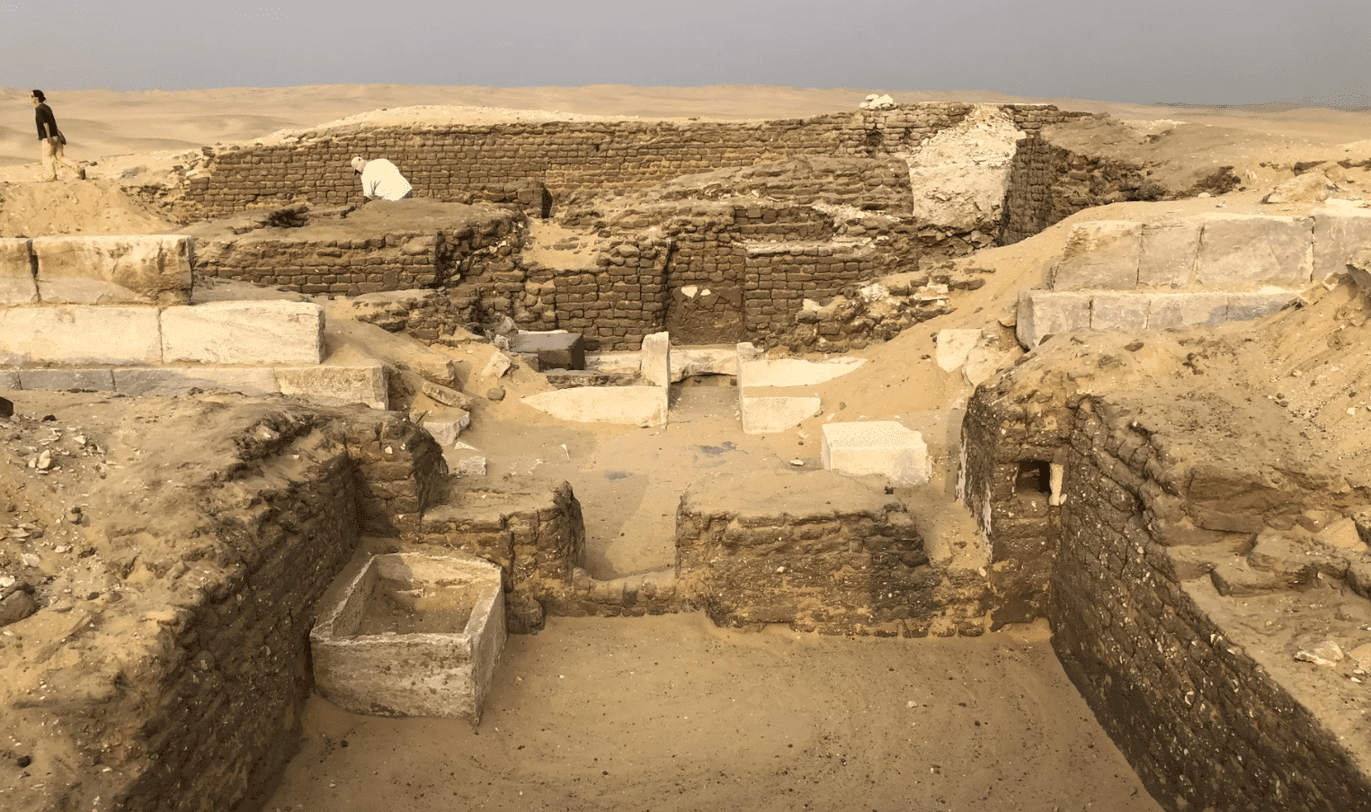 Tomb of a Pharaoh's 'Sole Friend' and 'Keeper of the Secret' Found in Egypt- My Egypt Travel