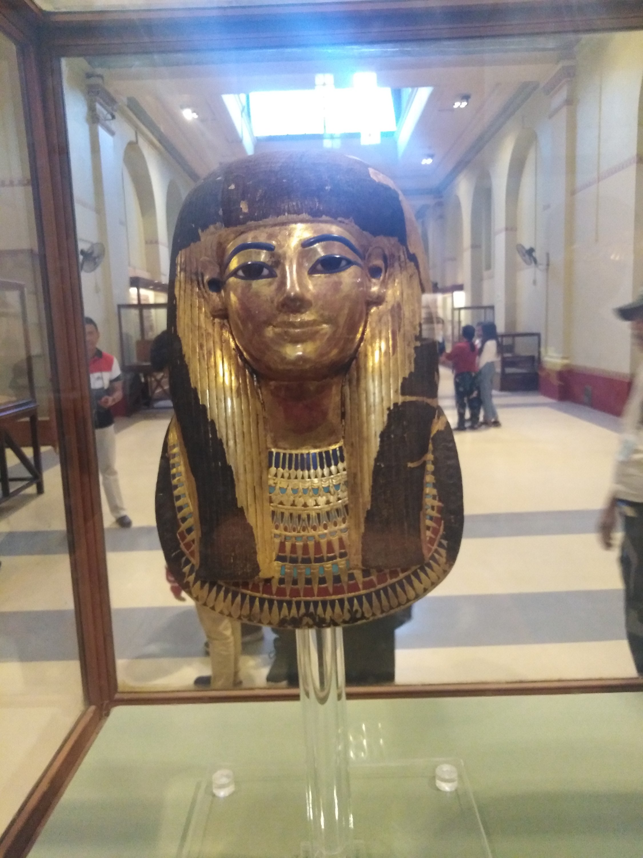 The Egyptian Museum new displays of Yuya and Thuya- My Egypt Travel