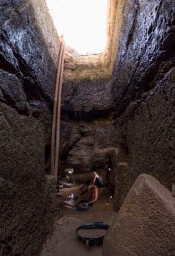NEW DISCOVERY! Intact mass grave discovered in Gebel el-Silsila 1